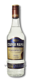 Водка Мягков Серебрянная ,5 л / Водка / Каталог